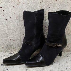 Franco Sarto Dress Boots!